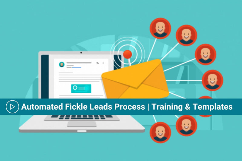 Automated Bookkeeping Fickle Lead Process | Online Training & Templates