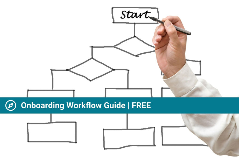 Onboarding Workflow Infographic | Free Resource | Workflow Guide