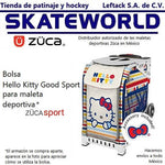 Bolsa Zuca Hello Kitty Good Sport para maleta deportiva