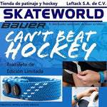 Brazalete Can't Beat Hockey de venta en Skateworld México