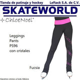 Leggings Pants ChloeNoel PS96 Fucsia de venta en Skateworld
