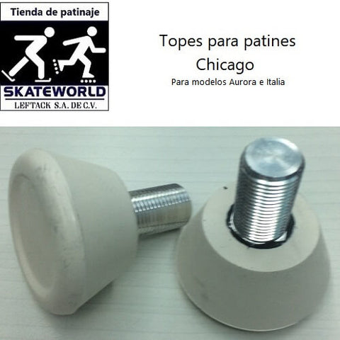 Topes para patines Chicago