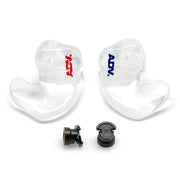 ADV. Eartune Impulse Custom-fit Silicone Shooting / Construction Ear Plugs