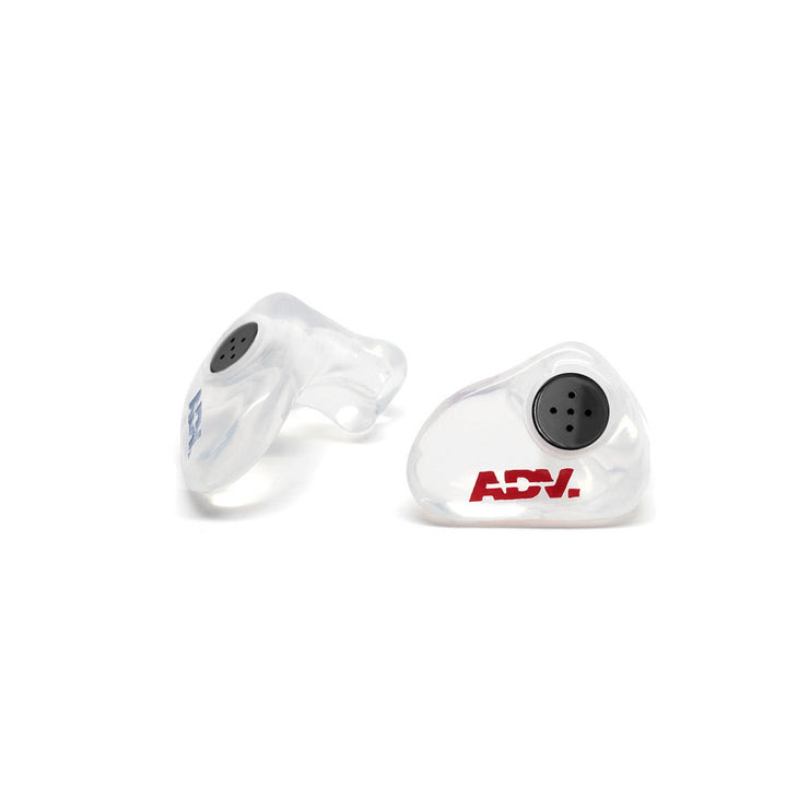 ADV. Eartune Live Custom-fit Silicone Musician / Concert Ear Plugs