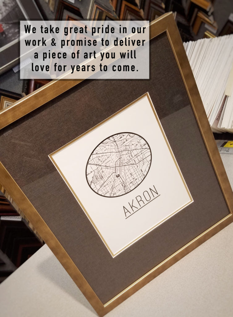 Top Quality Picture Framing Akron OH