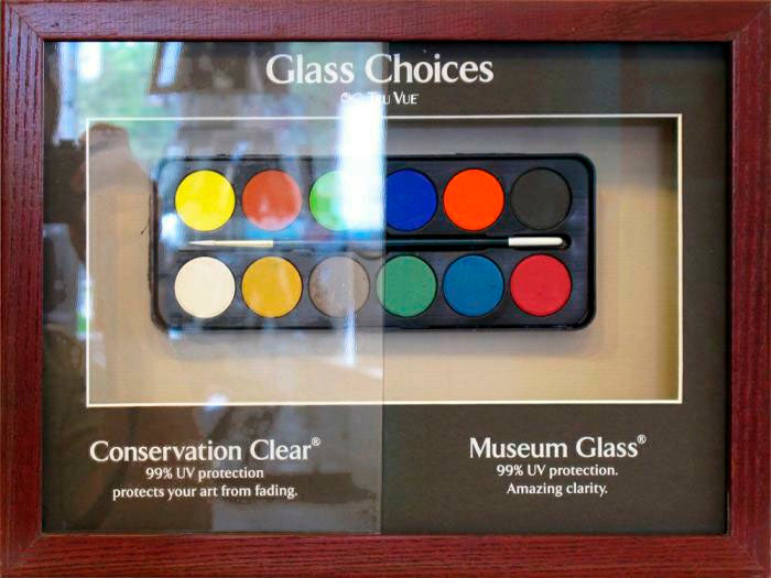 Picture Frame Glass Choices Akron OH
