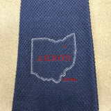 Akron Ohio Custom Embroidered Hand Towel