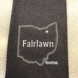 Fairlawn Ohio Custom Embroidered Hand Towel