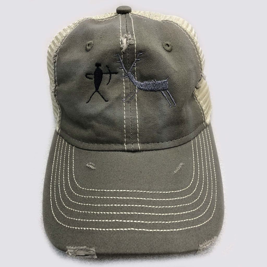 Hunting Custom Embroidered Hat