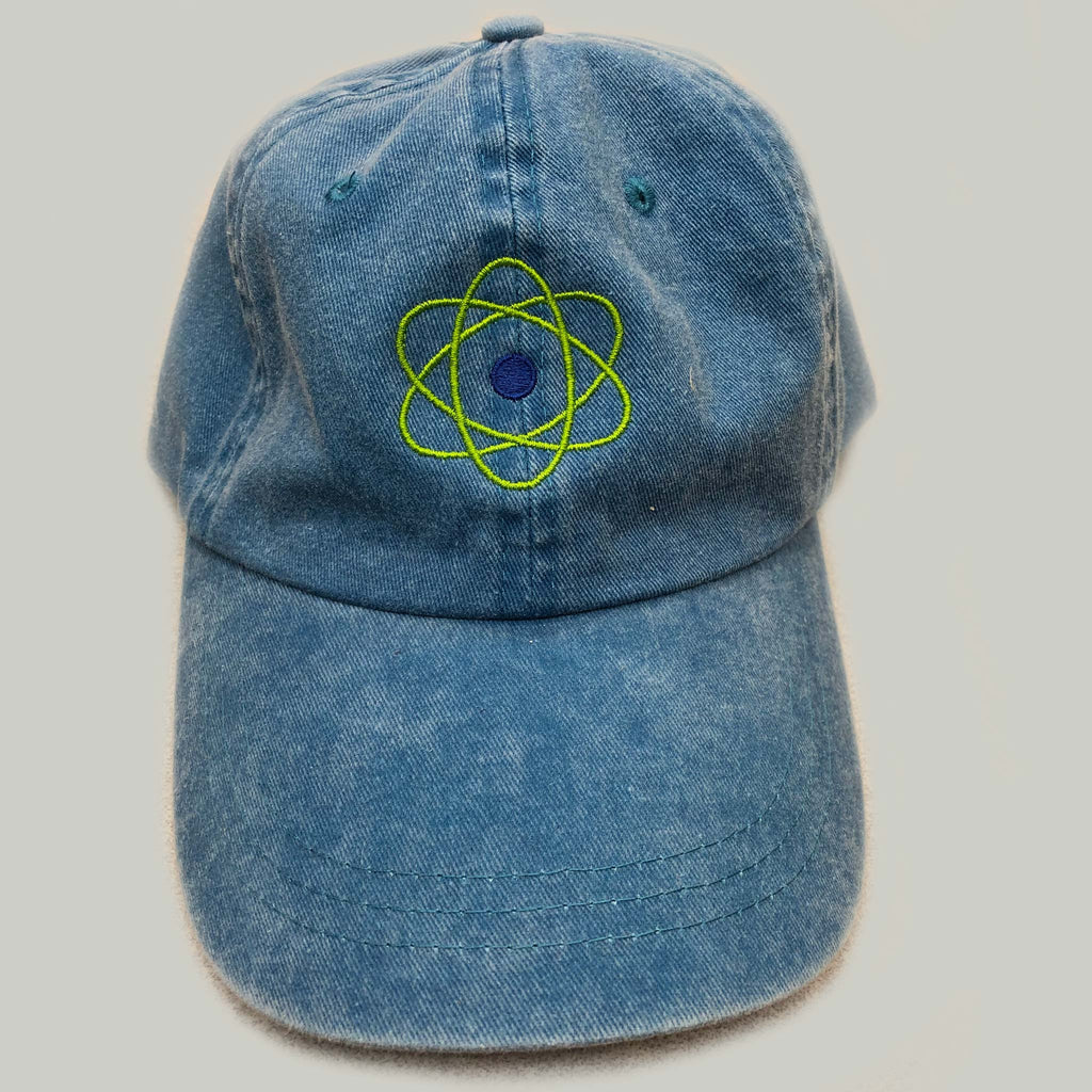 Neutron Custom Embroidered Hat