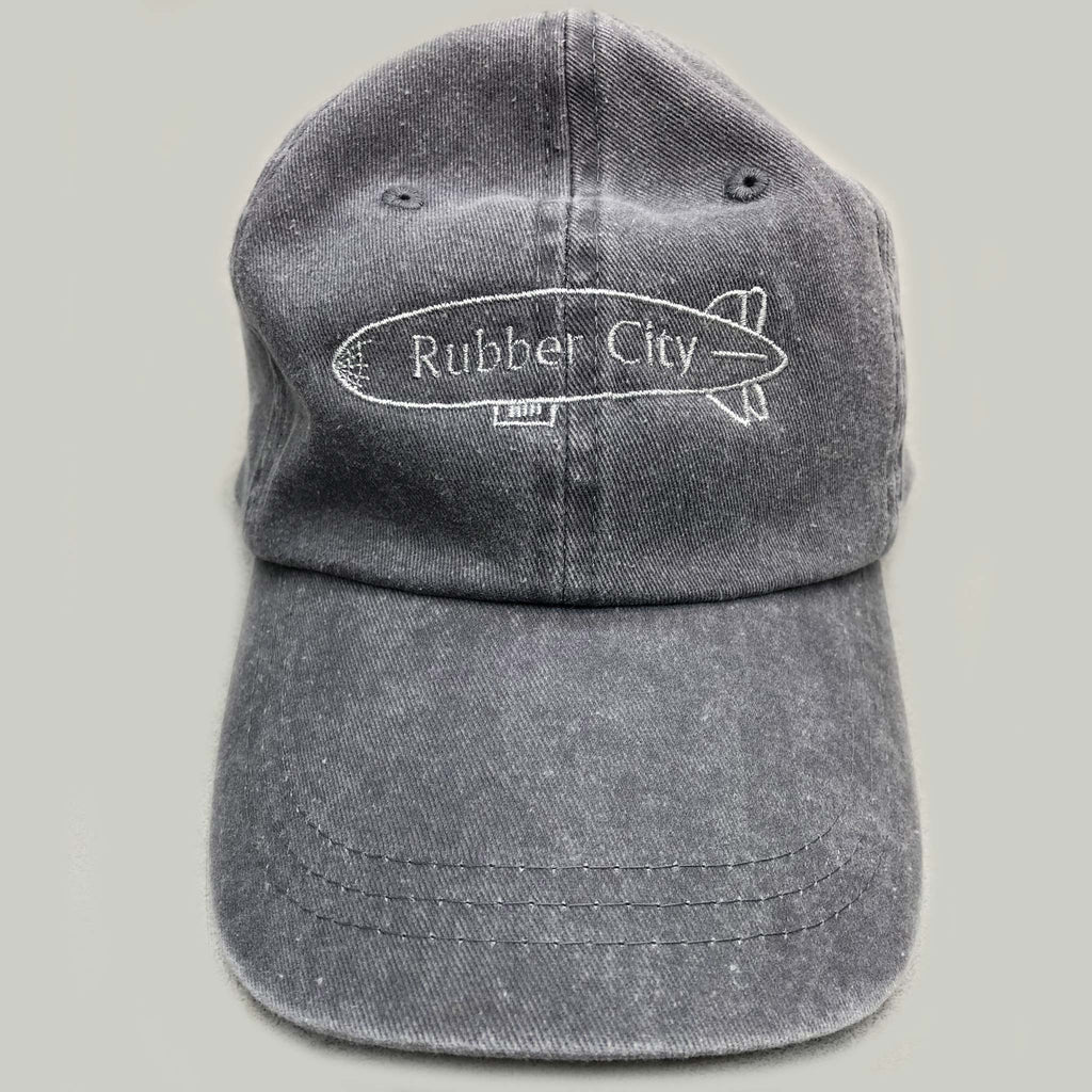 Rubber City Custom Embroidered Hat
