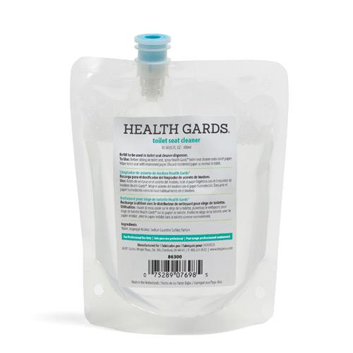 Health Gards™ Toilet Seat Cleaner, 300 ml refill 86300