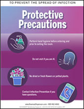 Free Downloadable - Isolation Precaution Signs