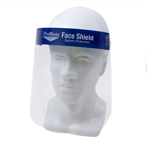 ProWorks® Face Shield with Vented Foam Cushion