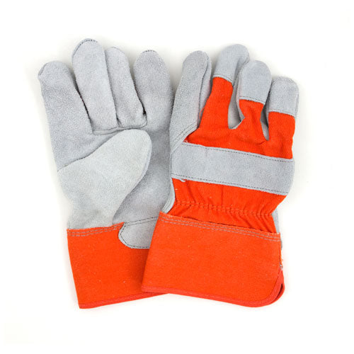 ProWorks Premium Grade Leather Palm Gloves (GWLPSG)