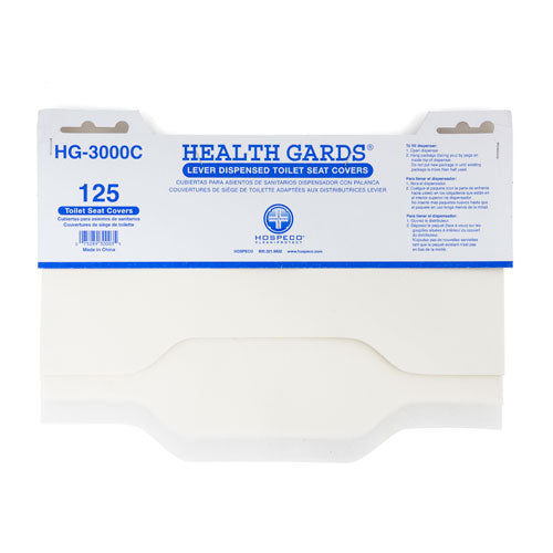 Health Gards® Lever Dispensed Toilet Seat Cover (HG-3000C)