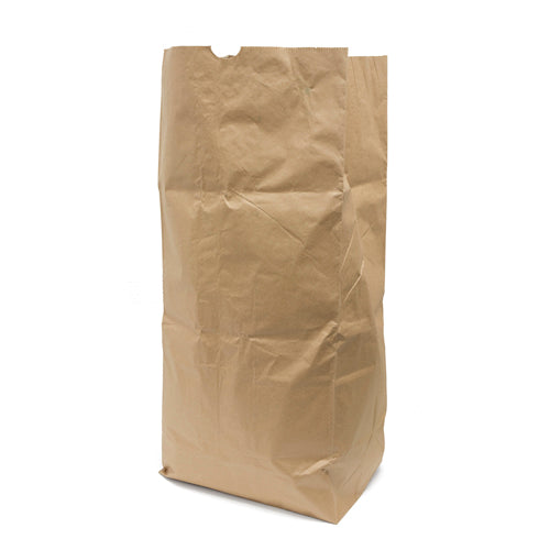 "KRAFT LAWN & LEAF BAG 16""X12""X35"", PLAIN, 50/BALE (HS-KLL)"
