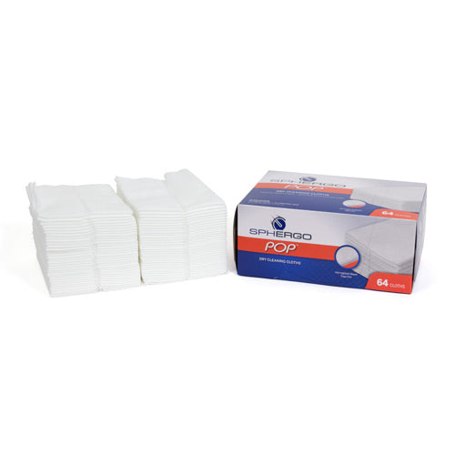 Sphergo Pop® Dry Cleaning Cloths