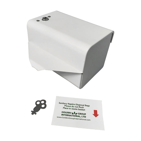 Sanitary Napkin Disposal Bag Dispenser