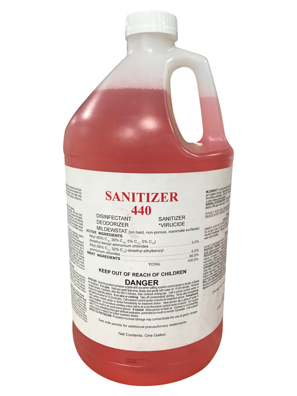 Sanitizer 440