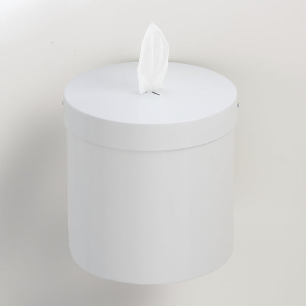 WALL MOUNTED ANTIBACTERIAL WIPE DISPENSER