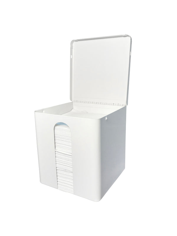Disposable Washcloth & Wipe Dispenser