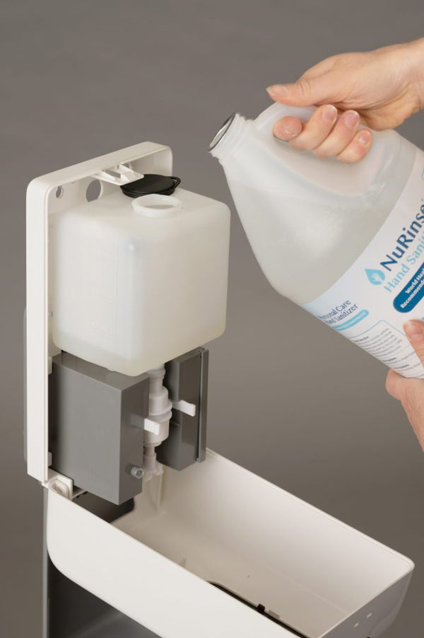 Automatic Sanitizer Dispenser –  (Wall Mount – 1200ML)