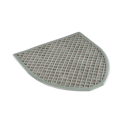 Health Gards® Urinal Drip Mat, Grey