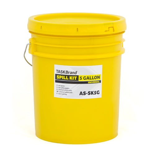 5 Gallon Spill Kit Universal (AS-SK5G)