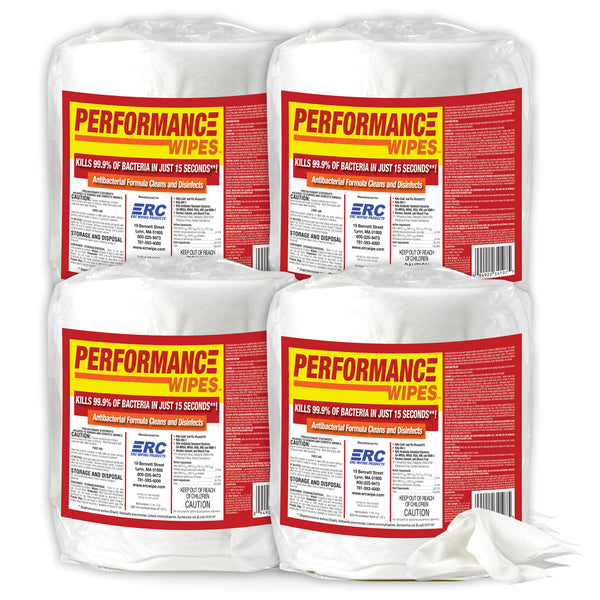Performance Disinfectant Wipes