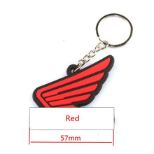 Load image into Gallery viewer, 3D Motorcycle Accessories Motorcycle KeyChain For HONDA CB1000 CB650F CBR250 CBR100RR CBR600RR CB650R Locomotive model