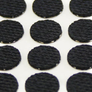 "1/2"" DIA RUBBER PADS (100)"