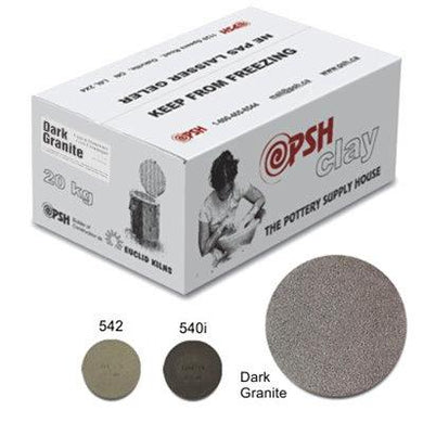 PSH Dark Cone 6 Clay