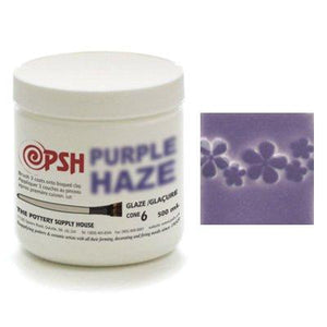 CONE 6 PURPLE HAZE GLOSS GLAZE