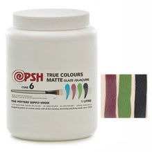 Load image into Gallery viewer, Cone 6 True Colours Matte Glaze