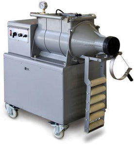 SHIMPO NVS-07 PUGMILL MIXER STAINLESS