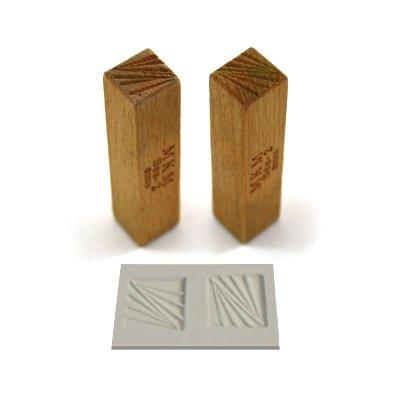 MKM SSS-002 Square Clay Stamp