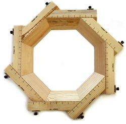 Adjustable Octagon Mold for Clay