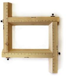 ADJUSTABLE SQUARE MOLD