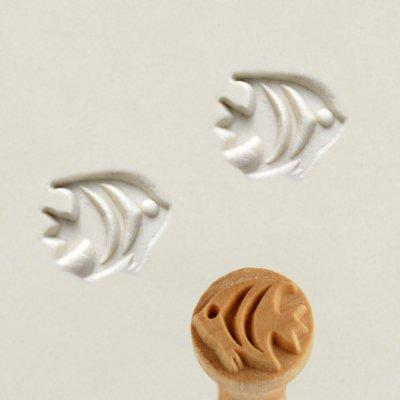 MKM SCM-019 Round Clay Stamp