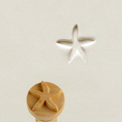 MKM SCM-021 Round Clay Stamp