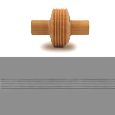 MKM RS-103 Clay Handle Roller