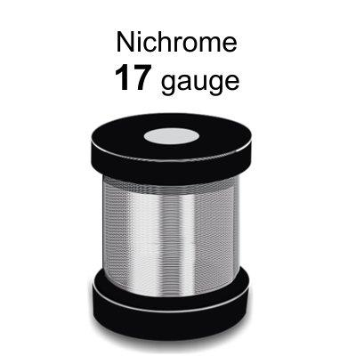 1LB NICKEL-CHROME 80/20 WIRE 17g