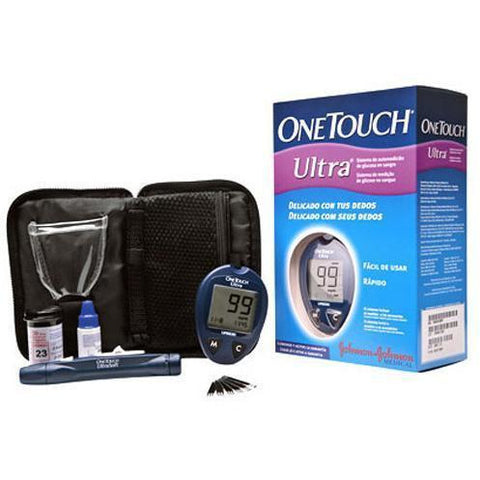 Glucómetro One Touch Ultra Kit