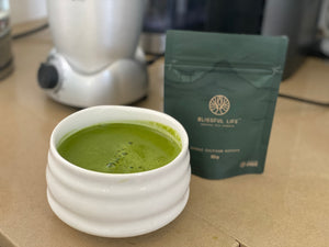 ADAPTIGENIC KETO MATCHA LATTE
