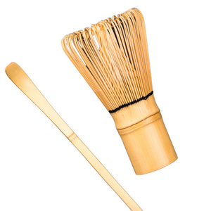 Bamboo Whisk & Matcha Tea Scoop