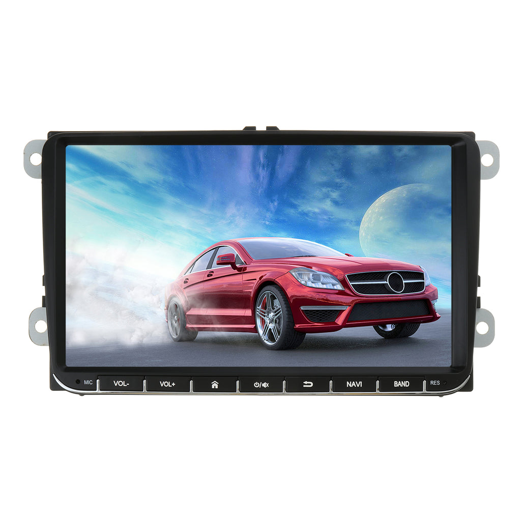 Car Audio Stereo Multimedia Player Touch Screen Bluetooth