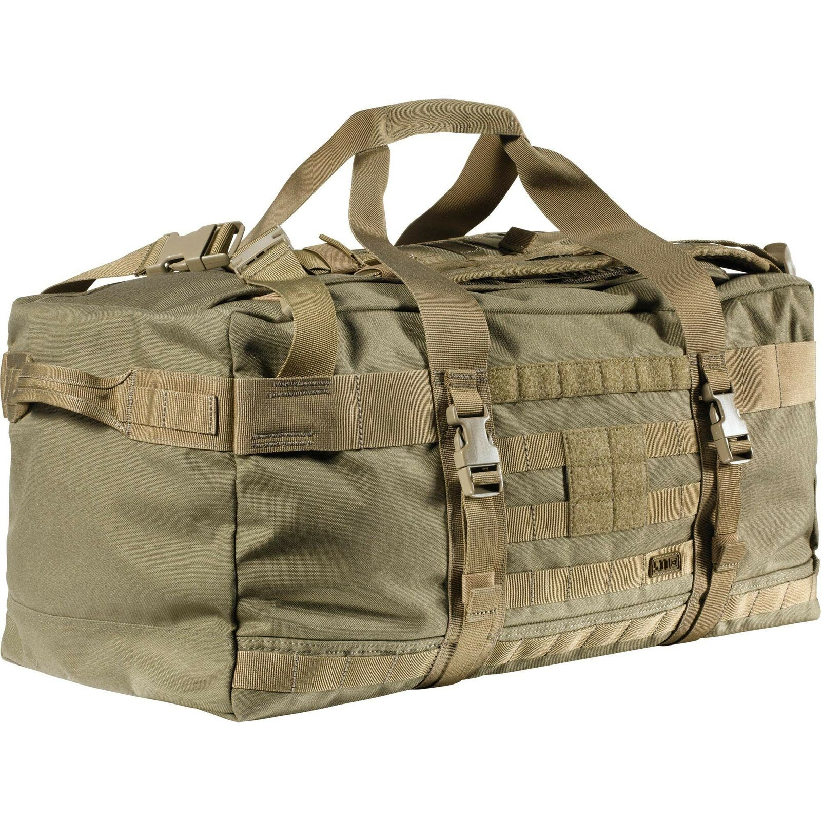 Travel and Sports Duffel Bag Backpack - 5.11 Tactical Rush LBD Lima Molle Tactical Gear