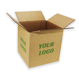Custom Shipping Box (18x18x18, 25 pcs) $2.26/pcs - ZebraBoxes.com