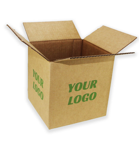 Custom Shipping Box 14x14x14 25 pcs $1.47/pcs - ZebraBoxes.com